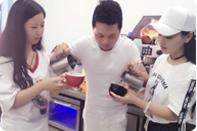奶茶开店培训技术培训