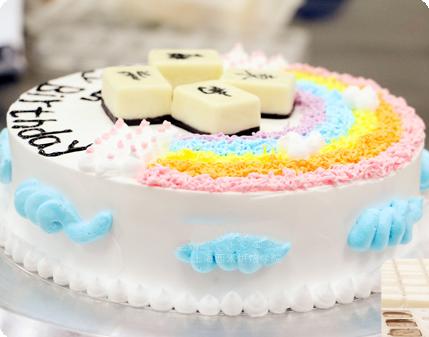生日蛋糕培训技术培训