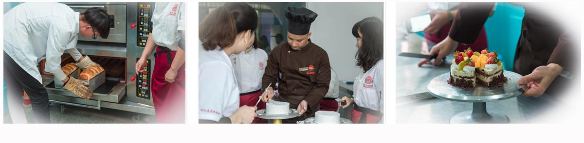 杜仁杰实战烘焙学校环境_让学习有好的环境5