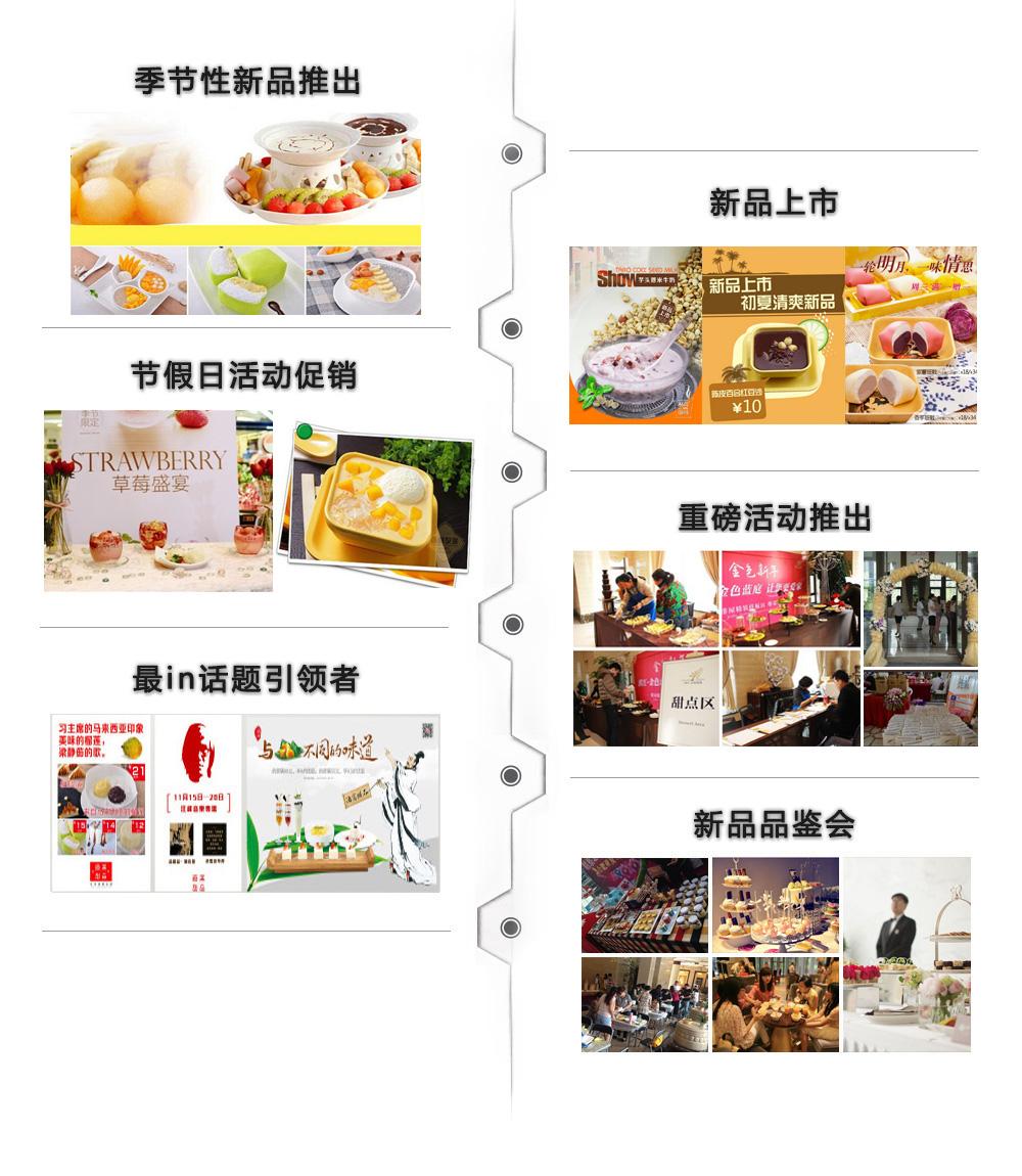 开甜品店培训-教你如何开一家甜品店品牌营销