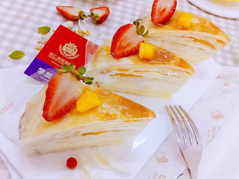 千层蛋糕培训_千层蛋糕培训价格多少钱-杜仁杰千层蛋糕培训学校