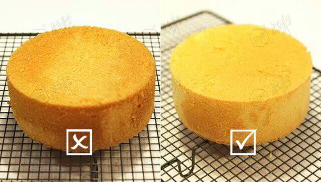 戚风蛋糕失败的六大原因与真相