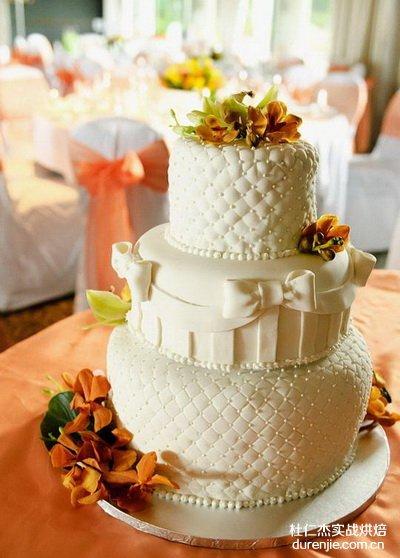 婚礼蛋糕的来历与类型