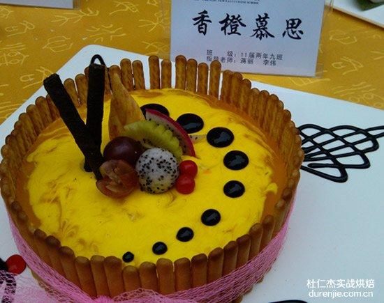 90后女孩学西点蛋糕 重树人生梦想