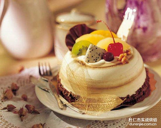 史上受欢迎的时尚西点蛋糕作品欣赏