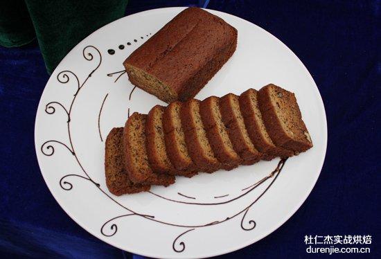 【金牛校区】在杜仁杰学西点蛋糕 教学成果展赢喝彩