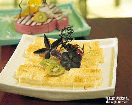 杭州杜仁杰:学一年西点蛋糕 换一生精彩