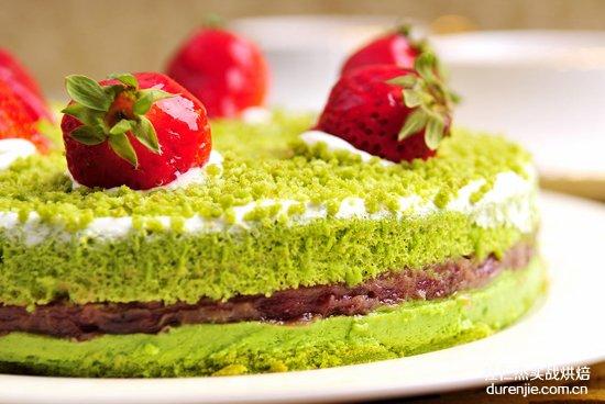 巧手做蛋糕,送上母亲节美的礼物