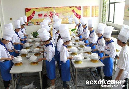 国内烘焙行业发展前景不可估量
