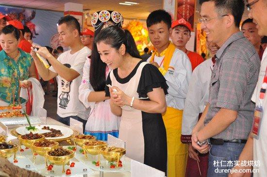 与《厨师》江晓凤面对面 零距离接触