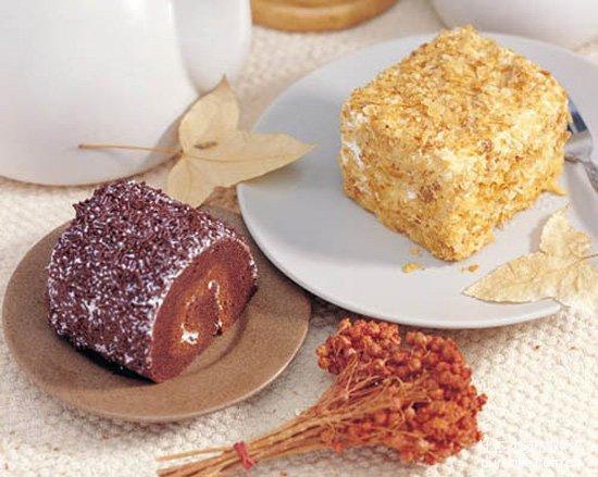 时尚甜美的西点蛋糕 演绎流行的味道