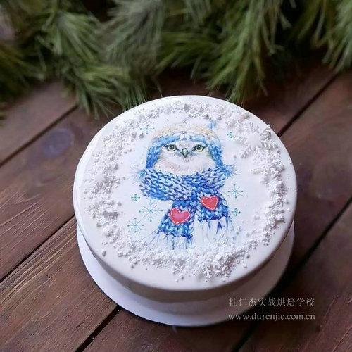 杭州杜仁杰:圆你西点蛋糕师梦想