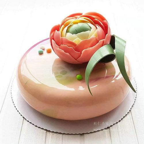 【金牛校区】蛋糕裱花大赛绽放精彩