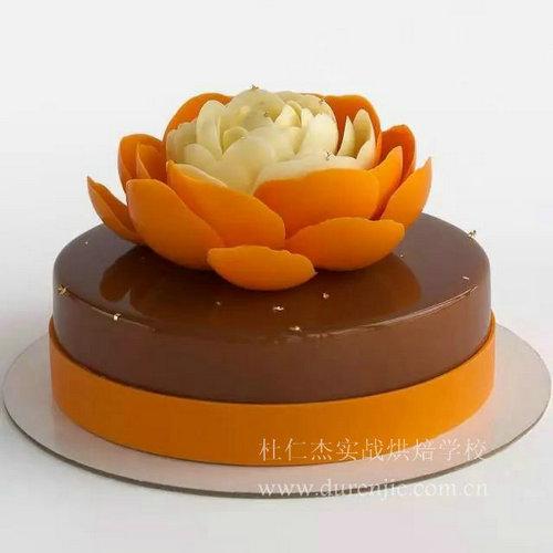 西点蛋糕女孩的西点蛋糕梦想