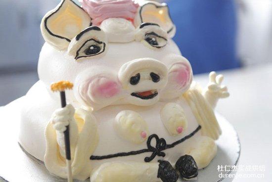 引导时尚潮流 争当魅力西点蛋糕师