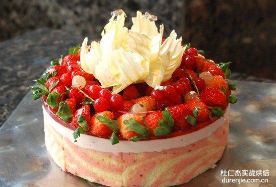 做慕斯蛋糕时常见的几个小问题