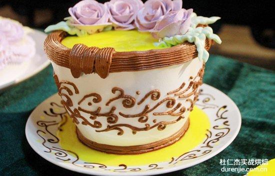 西点蛋糕 我的中国梦