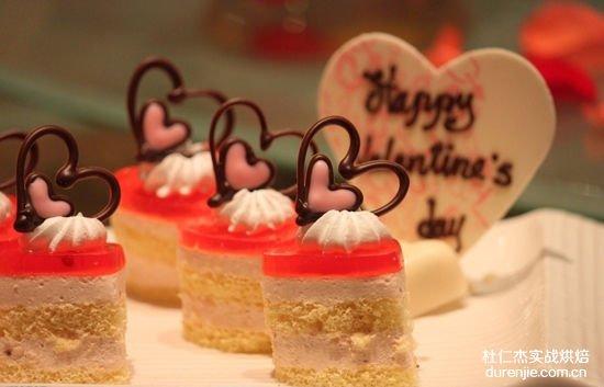 西点蛋糕美味 诱惑人生