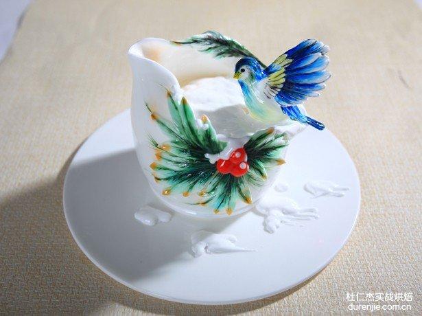 杭州哪里能学到陶艺蛋糕技术