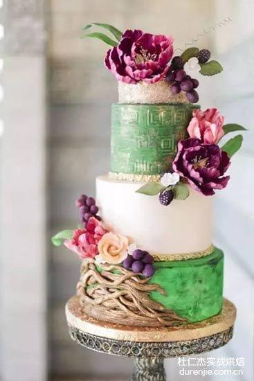翻糖蛋糕和普通蛋糕有什么区别