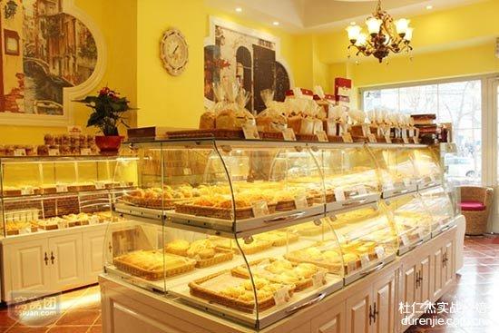 西点蛋糕烘焙市场竞品分析报告