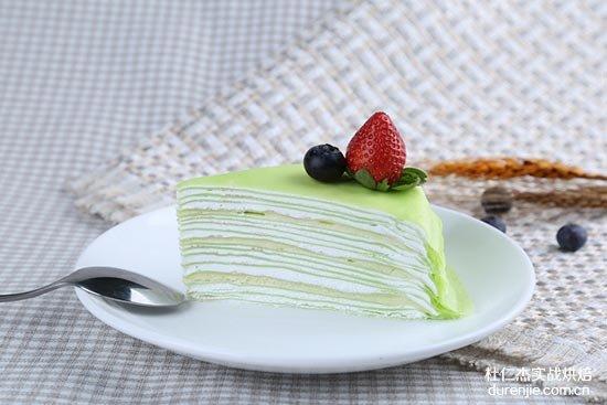 法式甜品培训班学习内容